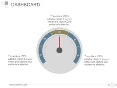 Dashboard Ppt PowerPoint Presentation Layouts