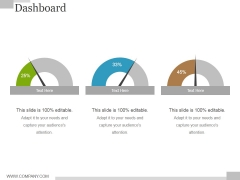 Dashboard Ppt PowerPoint Presentation Model Gallery