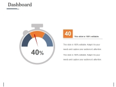 Dashboard Ppt PowerPoint Presentation Model Icons