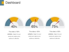 Dashboard Ppt PowerPoint Presentation Outline Backgrounds
