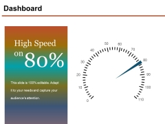 Dashboard Ppt PowerPoint Presentation Outline Example File