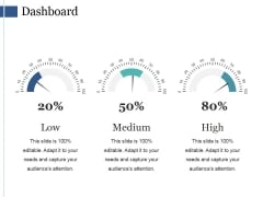 Dashboard Ppt PowerPoint Presentation Outline Graphics Tutorials