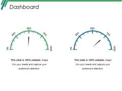 Dashboard Ppt PowerPoint Presentation Outline Slideshow