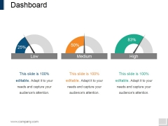 Dashboard Ppt PowerPoint Presentation Pictures Portfolio