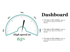 Dashboard Ppt PowerPoint Presentation Pictures Show