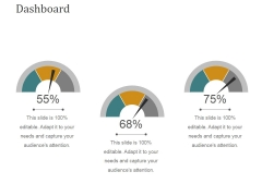 Dashboard Ppt PowerPoint Presentation Pictures Slide Download