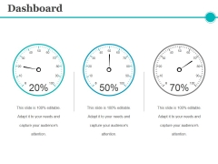 Dashboard Ppt PowerPoint Presentation Portfolio Background Image