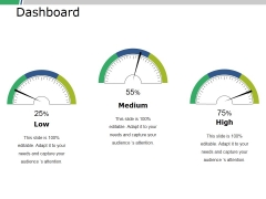 Dashboard Ppt PowerPoint Presentation Portfolio Icon