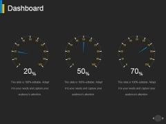 Dashboard Ppt PowerPoint Presentation Portfolio Maker