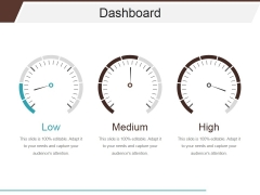 Dashboard Ppt PowerPoint Presentation Portfolio Template