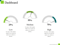 Dashboard Ppt PowerPoint Presentation Professional Infographics