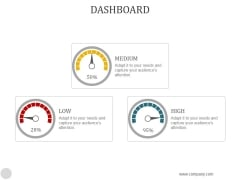 Dashboard Ppt PowerPoint Presentation Samples