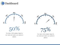Dashboard Ppt PowerPoint Presentation Show Master Slide