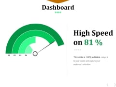 Dashboard Ppt PowerPoint Presentation Show Mockup