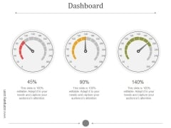 Dashboard Ppt PowerPoint Presentation Show