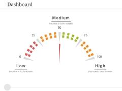 Dashboard Ppt PowerPoint Presentation Slides Good