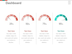 Dashboard Ppt PowerPoint Presentation Slides Infographic Template