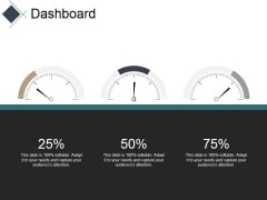 Dashboard Ppt PowerPoint Presentation Styles Elements