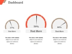 Dashboard Ppt PowerPoint Presentation Styles Graphics Download