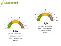 Dashboard Ppt PowerPoint Presentation Styles Vector