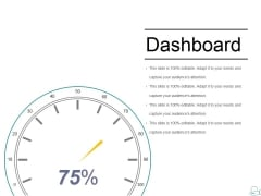 Dashboard Ppt PowerPoint Presentation Summary Inspiration