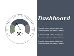 Dashboard Ppt PowerPoint Presentation Templates