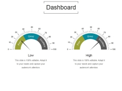 Dashboard Ppt PowerPoint Presentation Themes