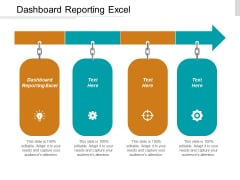 Dashboard Reporting Excel Ppt PowerPoint Presentation File Files Cpb
