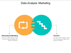 Data Analysis Marketing Ppt PowerPoint Presentation Ideas Examples Cpb