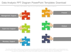 Data Analysis Ppt Diagram Powerpoint Templates Download