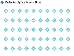 Data Analytics Icons Slide Checklist Management Ppt PowerPoint Presentation Slides Design Templates