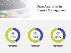 data analytics in project management ppt powerpoint presentation pictures guidelines pdf