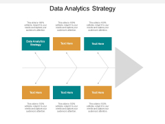 Data Analytics Strategy Ppt PowerPoint Presentation Visual Aids Layouts Cpb
