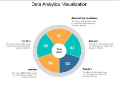 Data Analytics Visualization Ppt PowerPoint Presentation Visual Aids Portfolio Cpb