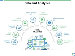 Data And Analytics Planning Ppt PowerPoint Presentation Model Icon