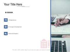 Data Assimilation Your Title Here Advanced Ppt Pictures Ideas PDF