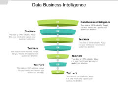 Data Business Intelligence Ppt PowerPoint Presentation Summary Files Cpb