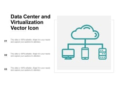 Data Center And Virtualization Vector Icon Ppt Powerpoint Presentation Outline Objects