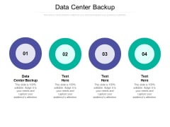 Data Center Backup Ppt PowerPoint Presentation Show Styles Cpb