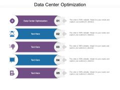 Data Center Optimization Ppt PowerPoint Presentation Ideas Graphics Pictures Cpb Pdf