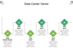 Data Center Vector Ppt PowerPoint Presentation Slides Inspiration Cpb Pdf