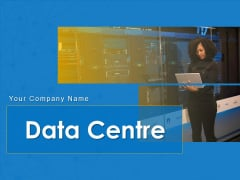 Data Centre Trend Analysis Business Ppt PowerPoint Presentation Complete Deck