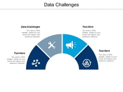 Data Challenges Ppt PowerPoint Presentation Show Graphic Tips Cpb