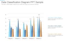 Data Classification Diagram Ppt Sample