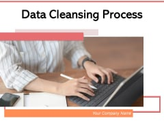 Data Cleansing Process Business Data Inventory Ppt PowerPoint Presentation Complete Deck