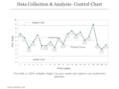 Data Collection And Analysis Control Chart Ppt PowerPoint Presentation Example File
