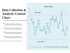 Data Collection And Analysis Control Chart Ppt PowerPoint Presentation Model Backgrounds