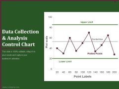 data collection and analysis control chart ppt powerpoint presentation styles