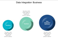 Data Integration Business Ppt PowerPoint Presentation Infographics Visuals Cpb