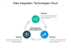 Data Integration Technologies Cloud Ppt PowerPoint Presentation Ideas Gallery Cpb Pdf